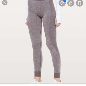 Hard to find ! Lululemon swiftly wool tight !